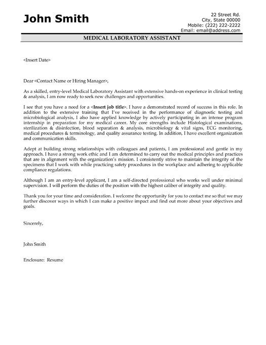resume cover letter samples medical cover letter samples for - Cover Letter For Physician Assistant