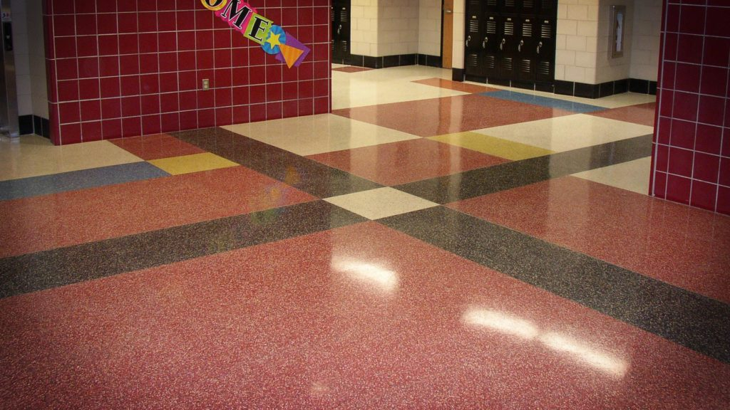 High Gloss Sealer For Terrazzo Flooring Covertec Products