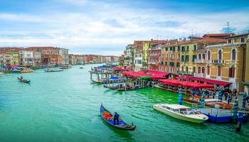 Wenecja, urok miasta Dodżów i 180 wysp
