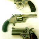 Pocket Pistols and Derringers