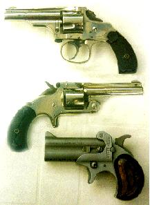 CAS pocket pistols