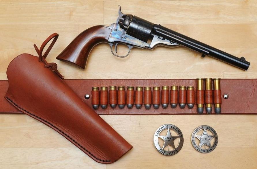 cowboy action shooting souza gun