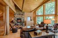 Rustic Wood Living Rooms - Cowgirl Magazine