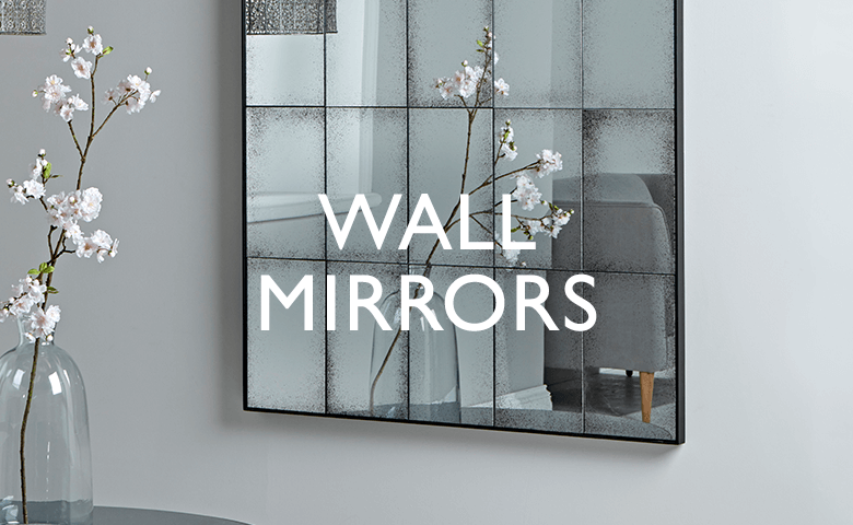 Mirrors Large Wooden Copper Wall Hanging Full Length
