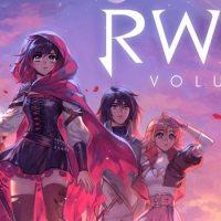RWBY volume 4 sur Crunchyroll