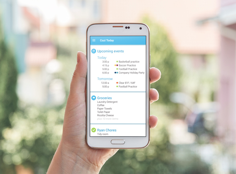 Cozi Family Organizer Must-Have App For Families