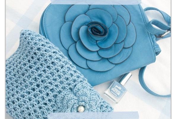Zur Zeit: Blau mit Blau und Blau ;-)