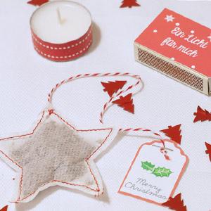 Adventskalender Türchen Nr. 16: Besinnlichkeit schenken - Weihnachten in der Tüte