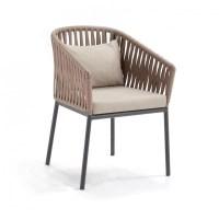 Bitta Braided Modern Outdoor Dining Chair GK-70100-726 ...