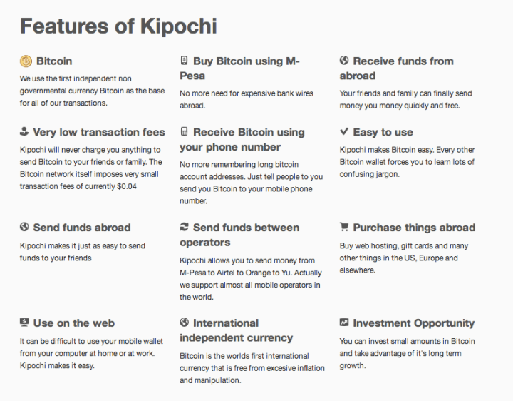 kipochi features