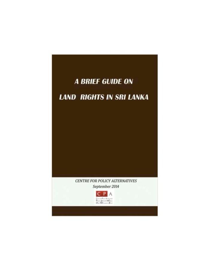 Brief Guide - PDF