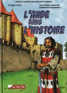 L'Aude dans l'histoire - 1ère de couverture