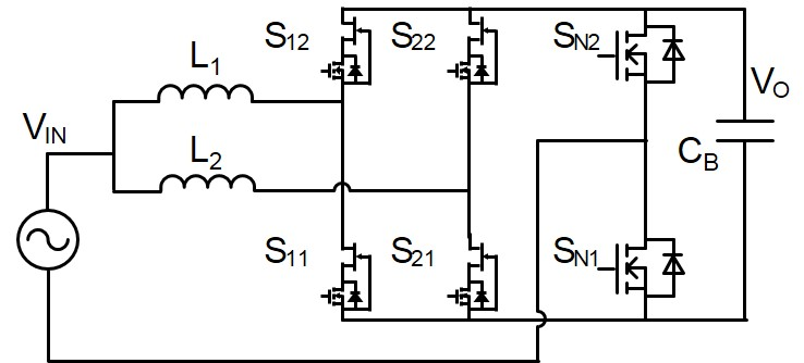 circuit diagram of gan