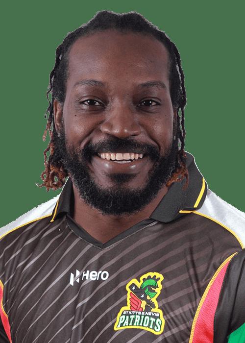 Chris Gayle CPL T20 Jamaica Tallawahs