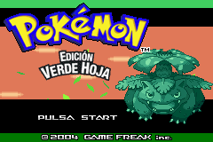Screen pantalla Verde Hoja