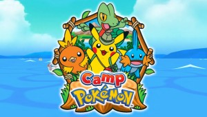 La aplicación Camp Pokémon está disponible para dispositivos iOS