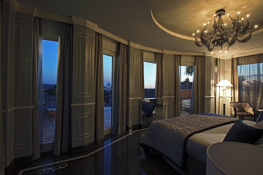 Regina hotel baglioni unveils spectacular panoramic suite