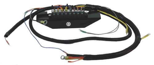 Marine Engine  Boat Wiring Harnesses