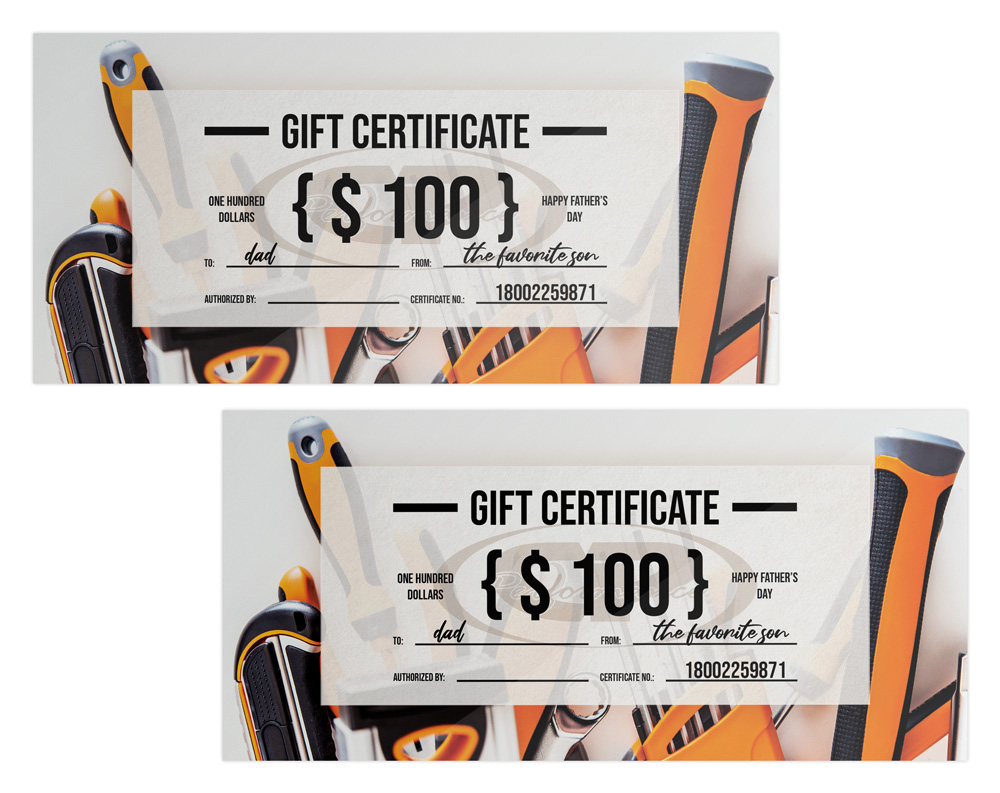 CP Performance Gift Certificate - CP Performance