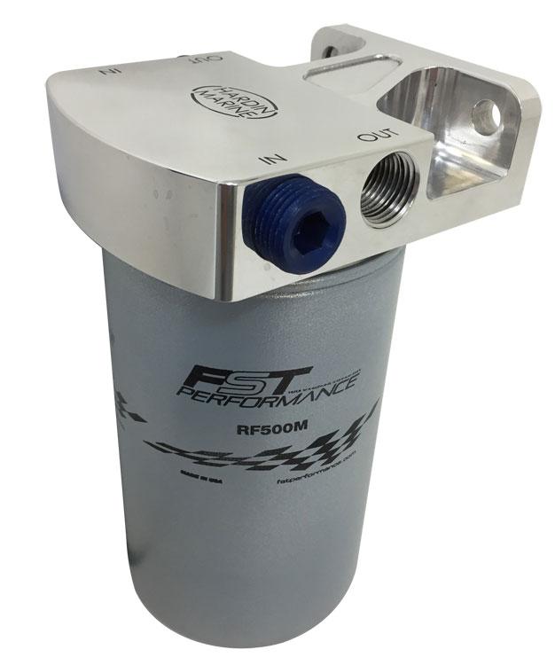 CP Performance - HP High Volume Fuel Filter/Separator w/ FST Filter
