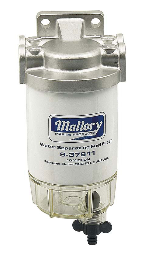 Mallory Fuel Filters Wiring Diagram