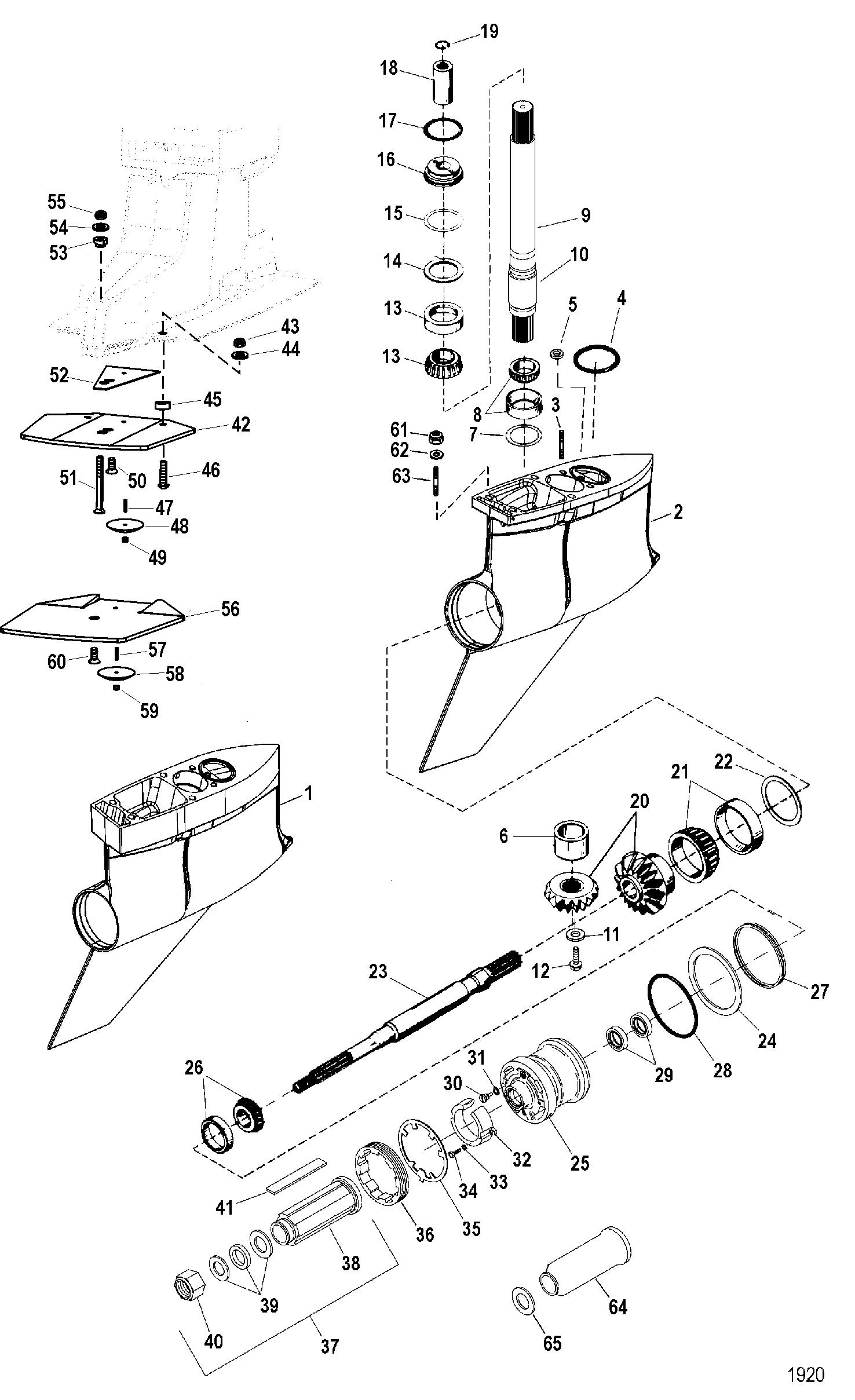 diagram for mercury
