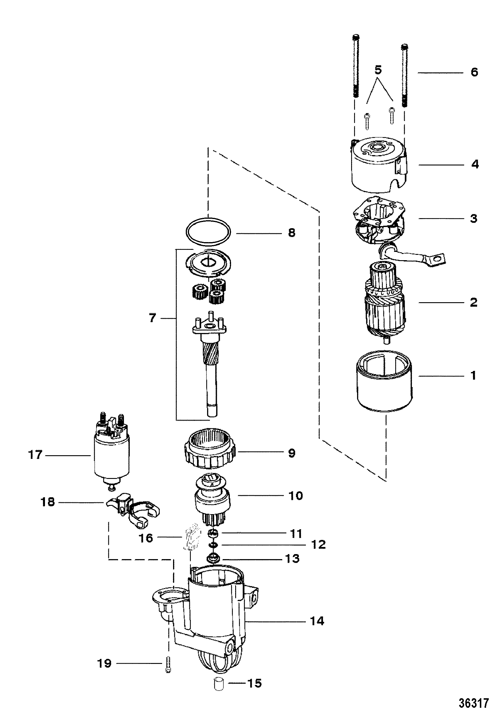 mallory marine fuel filter water separator
