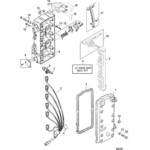 mercury promax wiring diagram