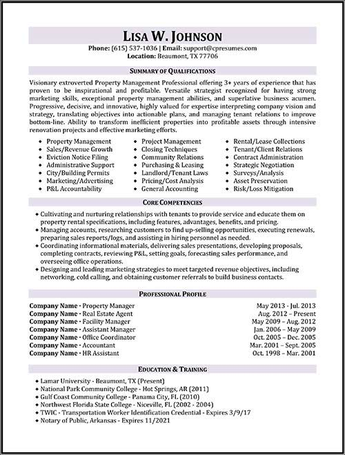resume format healthcare health care assistant resume sample resumes misc resume samples types of resume formats - Project Manager Resume Format