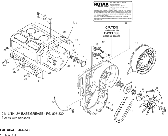 hovercraft rotax 503 engine diagram
