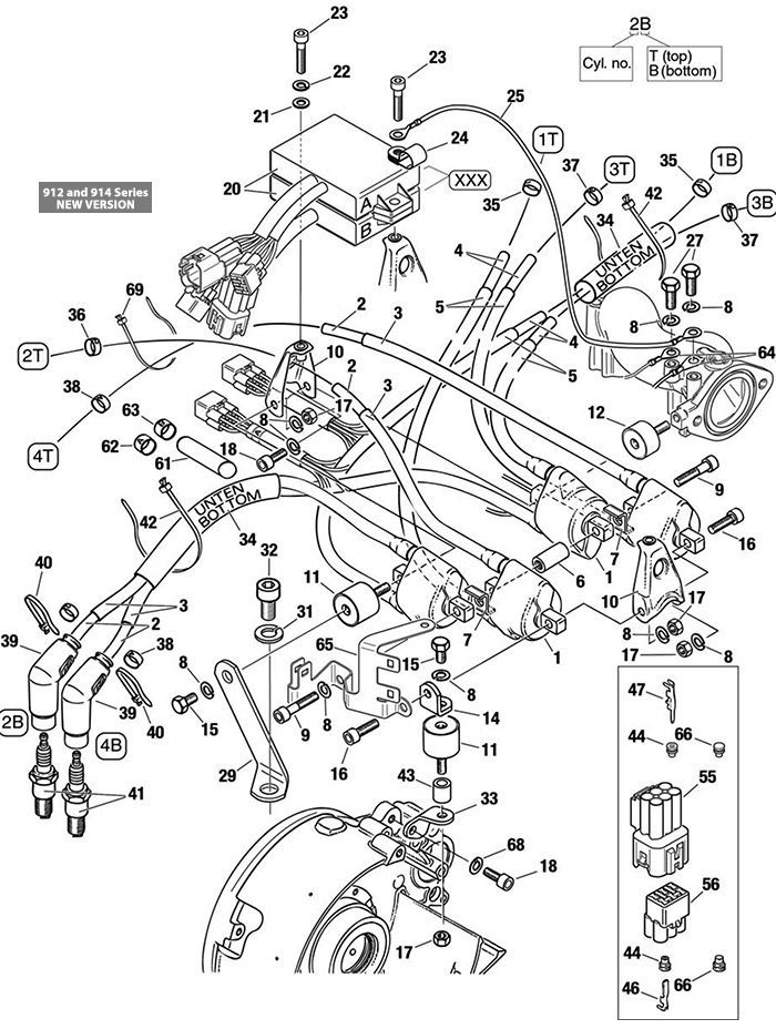 rotax 912 ignition system diagram