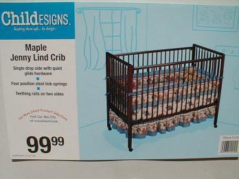 Generation 2 Worldwide And Quotchildesignsquot Drop Side Crib