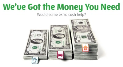 Loans at Community Powered Federal Credit Union