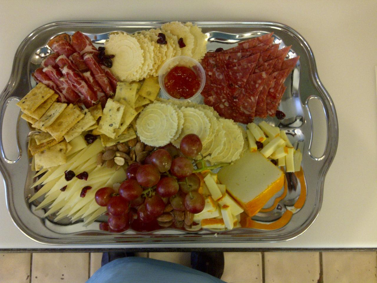 Meat And Cheese Tray Costco Swiss Cheeses