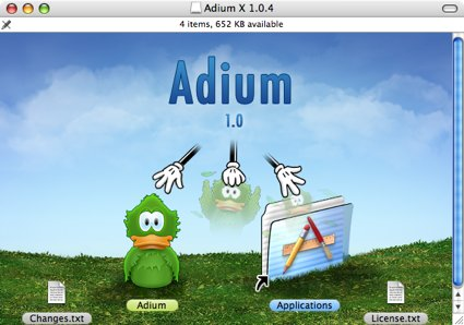Adium Install