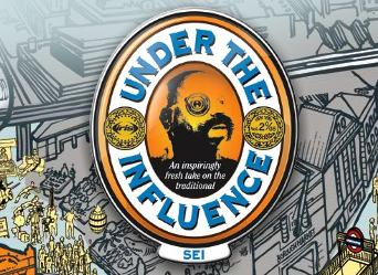 Under the Influence Logo