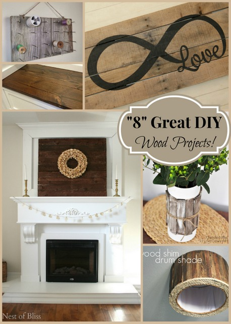 quick diy wood projects