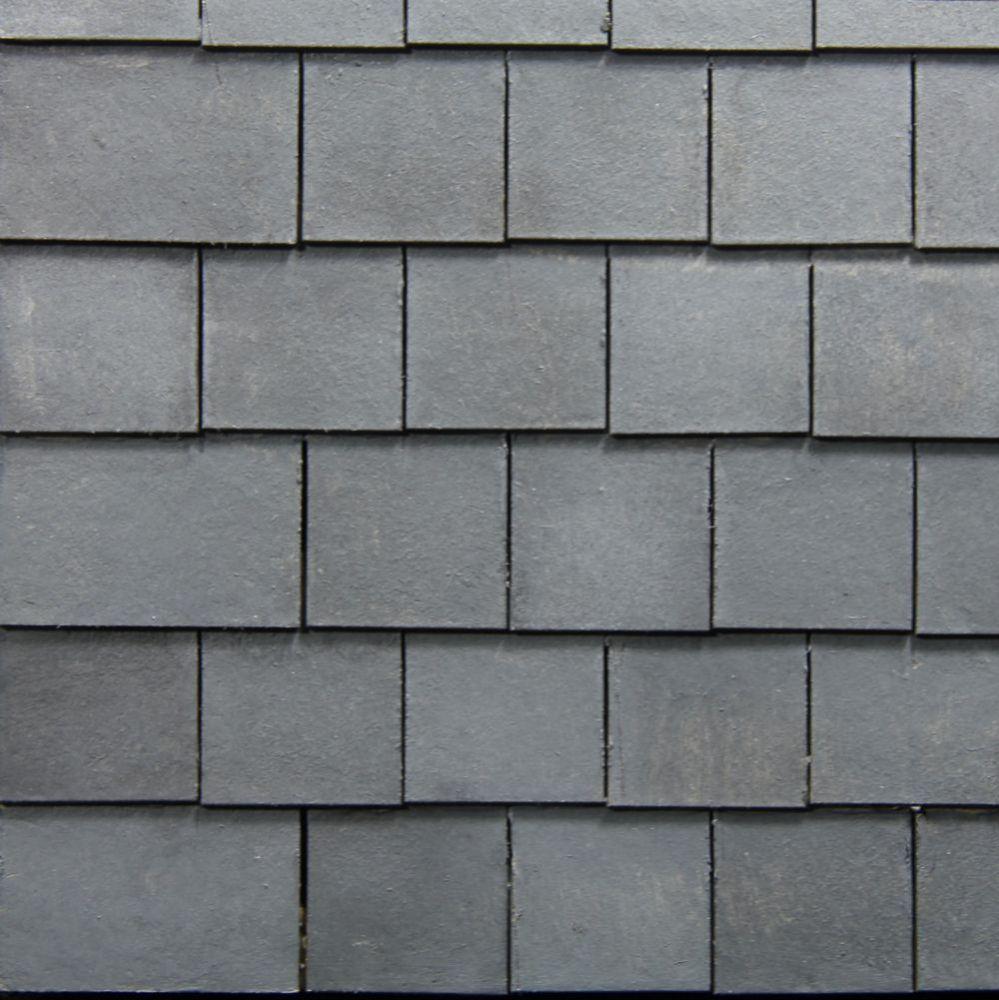 Dolls House Roof Tiles / Slate Strips x12, BCT10