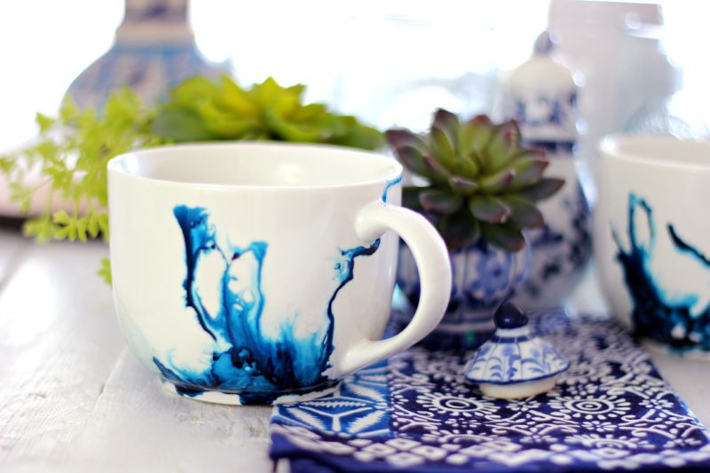 Large Of Beautiful Ceramic Mugs