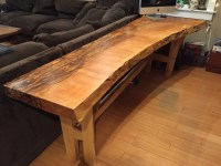 Custom Wood Desk Seattle WA