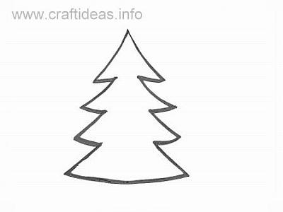 free christmas tree pattern - Ozilalmanoof