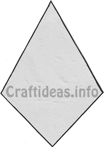 Free Fall Craft Template - Kite Pattern - kite template
