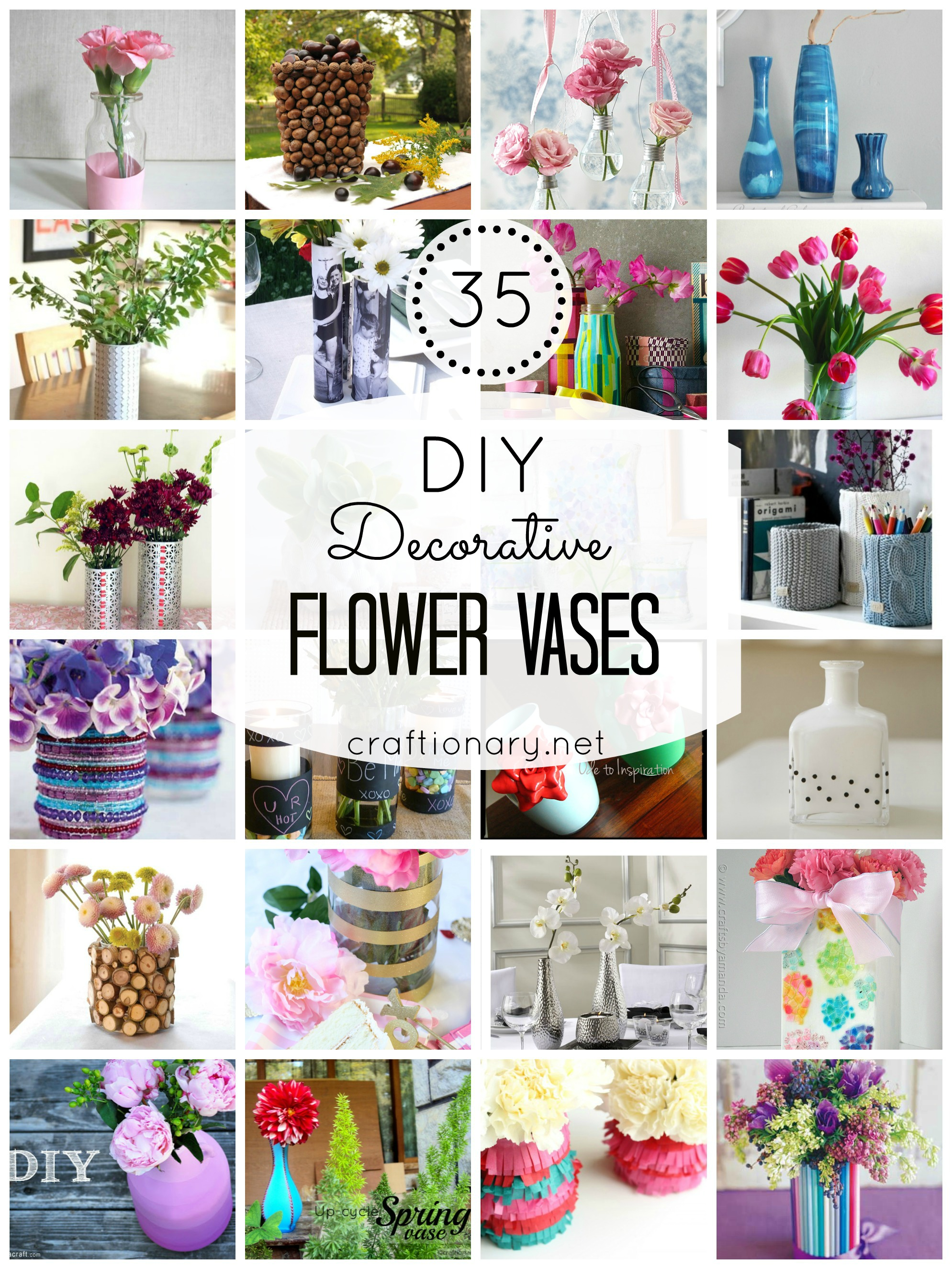How To Make Flower Pot Of Waste Material