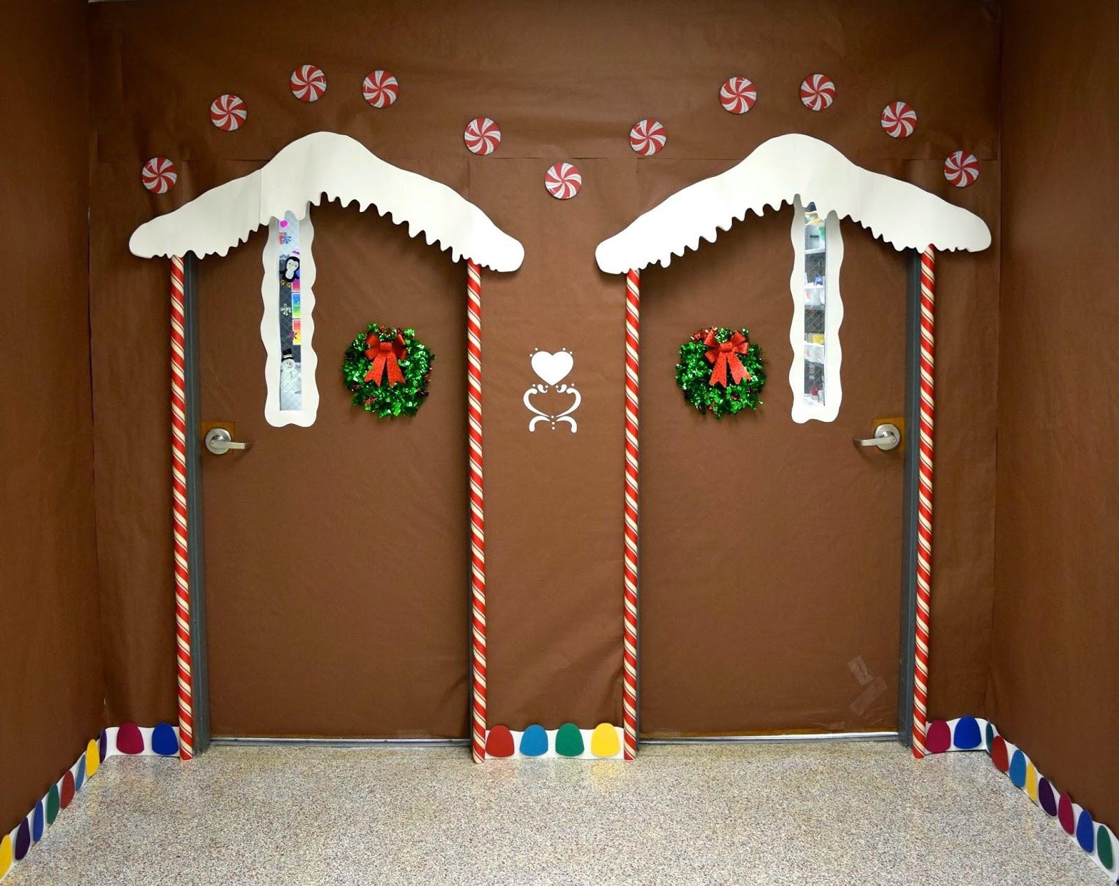 Fullsize Of Christmas Door Decorating Ideas
