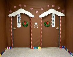 Small Of Christmas Door Decorating Ideas
