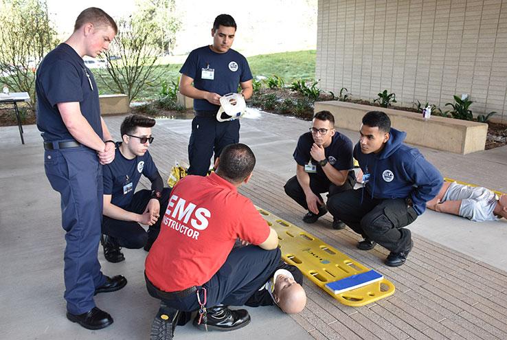 Emergency Medical Technician - Paramedic Certificate