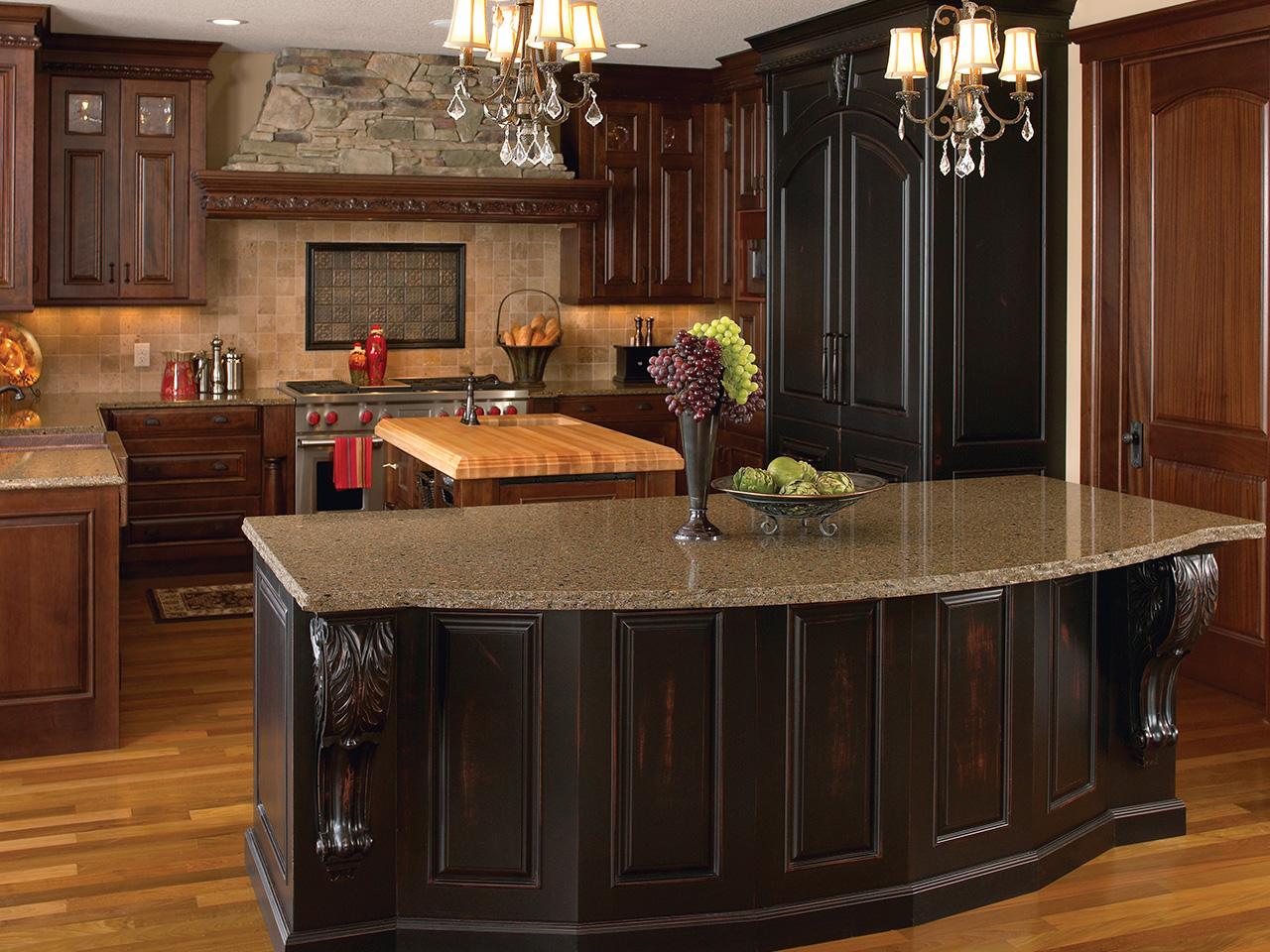 choosing kitchen countertops kitchen remodel cincinnati Craftsmen Home Improvements Inc