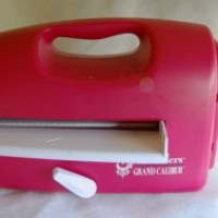 Craft Product Review: Grand Calibur Die-Cutting System by Spellbinders