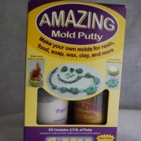 Craft Product Review: Amazing Mold Putty