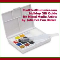 Holiday Gift Guide for Mixed-Media Artists/Crafters